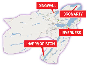 Inverness & District